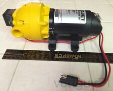 Xylem Flojet 03531-501 Automatic Sprayer Pump, 12V 60PSI 2.0GPM, Water, Liquid