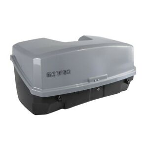 MENABO MIZAR AHK Transportbox / Heckbox für Fahrradträger ALCOR 3 / 4  300 Liter