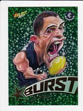 2017 Select Starburst Card -  Ed Curnow SB9