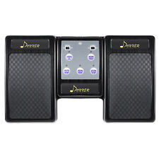 Donner Bluetooth Page Turner Pedal Rechargeable Sheet Music Reading Controller