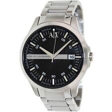 Armani Exchange Men's AX2103 Silver Stainless-Steel Fashion Watch