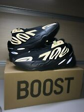Yeezy Boost 700 MNVN Triple Black US 10.5 / UK 10 / EU 44-2/3 100% Authentic