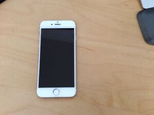 Unlocked Apple iPhone 6 128GB Gold Smart Cell Phone AT&T T-Mobile - Excellent
