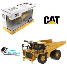 CAT 1:64 - 775E Off Highway Truck Construction Vehicle Diecast Metal