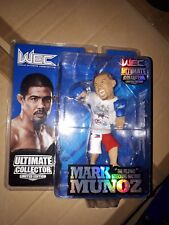 Figurine UFC Mark Munoz edition limite Round 5 NEUF mma wec belt fight figure