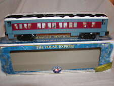 Lionel 6-84603 The Polar Express Hot Chocolate Passenger Car O 027 2018 Display