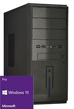 GAMER PC INTEL CORE i5 7600K HD630 1,7GB Grafik/16GB DDR4 2133/2TB/Windows 10