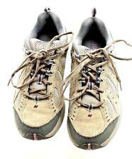 New Balance Womens Rock And Tone 1645 Taupe Sneaker Tennis Shoe Sz 8