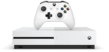 Microsoft Xbox One S 1TB 4K HDR Games Console in White | 12 Month Warranty UK