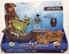 Pirates of the Caribbean GHOST PIRATE HUNTER Set Dead Man Tell No Tales