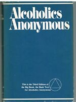 Alcoholics Anonymous 3rd Ed 14th Pr. 1983 Rare Book Oct 22 2014
