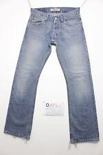Levi's 512 bootcut jeans usato (Cod.D1182) Tg.44 W30 L34