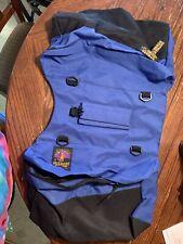 New listing Outward Hound - Hiking Backpack - Pet Travel Gear - L Dog - Blue