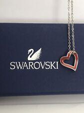 Genuine Swarovski Heart Necklace