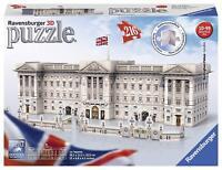 PUZZLE 3D BUCKINGHAM PALACE 216 PEZZI RAVENSBURGER 12524