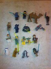 LEGO STAR WARS YODA  MINIFIGS LOT figures vintage original army men