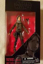 Star Wars SERGEANT JYN ERSO (JEDHA) 6 inch Action Figure