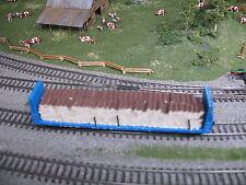 N Scale Load for Bulkhead Flat Car
