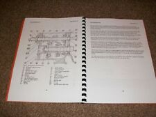 Track Marshall 75 90 Crawler Workshop Manual the complete instruction book