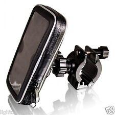 SUPPORTO SNODATO iPHONE SMARTPHONE per MOTO BICI BICICLETTA PROTEZIONE INTEGRALE