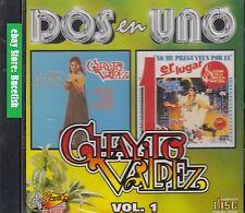 Chayito Valdez dos en uno  CD New Nuevo sealed