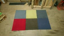 More details for carpet tiles various soft cut pile uk brand all new £16 per box of 16 delivered