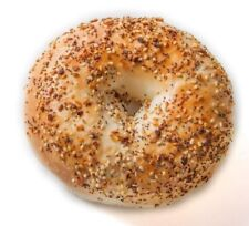 1 DOZ  NYC Bagels Baked Fresh 1800nycbagels  1 Dozen Everything Bagels SAVE