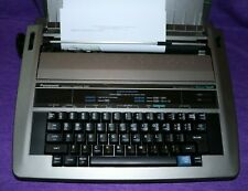 Panasonic Kx R520 Electronic Typewriter With Cover Tested And Works