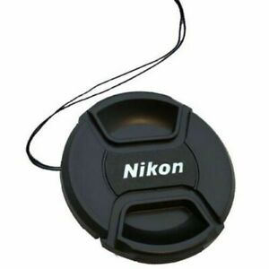 Camera Front Lens Cap Cover 55mm For Nikon as LC-55 UK stock