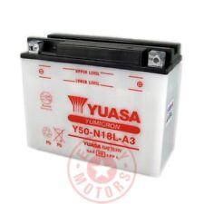 BATTERIA YUASA ORIGINALE Y50-N18L-A3 Honda GL Goldwing 1500 1988 >> 2000