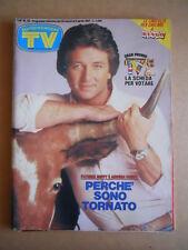 TV Sorrisi e Canzoni n°13 1987 Sanremo 87 Marcella Bella Patrick Duffy  [G585]