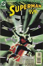SUPERMAN: Y2K...NM-...2000...Joe Kelly,Butch Guice!...HTF Bargain!