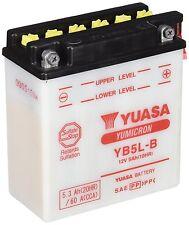 bateria Yuasa YB5L-B