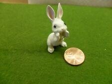 Vintage Hagen-Renaker Whisper Rabbit Papa Miniature