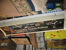Tobacciana  , Salem Clock , Advertisment Dispaly Unit , Ceiling Hang