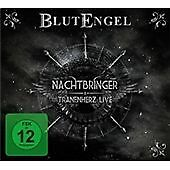 NACHTBRINGER (DELUXE EDITION) [DE-VERSION]-BLUTENGEL-CD + DVD (2) NEW