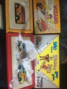 Corgi comic classics The Beano And Wizard Morris 1000 J Van Excellent Condition