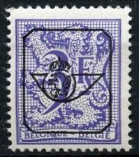 Belgium 1977-85 SG#2467, 3f Violet Ord. Paper MNH Pre-Cancel #D48371