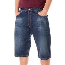 viazoni kian Pantalones vaqueros cortos para hombre useddark 15560