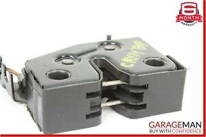 06-12 Porsche Cayman 987 Rear Trunk Lid Lock Latch Actuator OEM