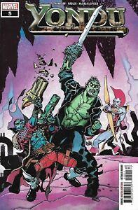 Yondu #5 (of 5) Marvel Comics 2020