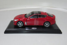 Original Kia Stinger Modellauto Rot 1:43 KIA30015DE High Chroma Red