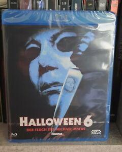 Halloween 6 /Blu-Ray Neu OVP/ FSK 18 /RAR
