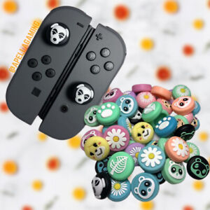 ACNH Animal Crossing Joycon Analog Covers - Nintendo Switch or Lite Caps Grips