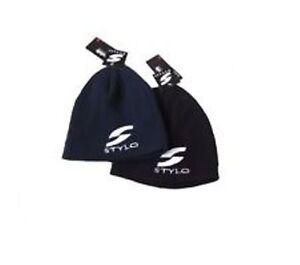 Stylo golf thinsulate beanie hat blue  bnwt