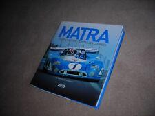 Matra Toute L'Histoire Dominique Vincent 9782910434533