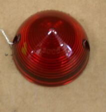 1956 Chevrolet Belair Center Tail Light  Lamp Lense Red  NEW 56