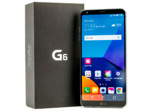 LG G6 - 32GB - Black (Verizon) Factory Unlocked