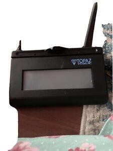 Topaz T-S460-HSB-R SiglLte 1x5 Electronic Signature Pad - USB
