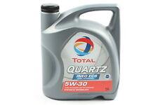 Total Motoröl Quartz Ineo ECS 5W30 5 Liter AceaC2 Peugeot Citroen Toyota 15126